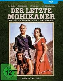 Der letzte Mohikaner (1965) (Blu-ray), Blu-ray Disc