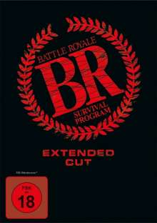 Battle Royale, DVD