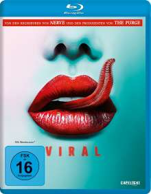 Viral (Blu-ray), Blu-ray Disc