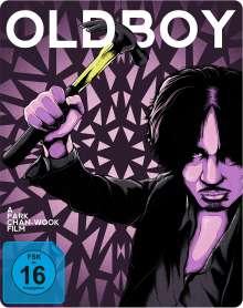 Oldboy (2003) (Blu-ray im Steelbook)