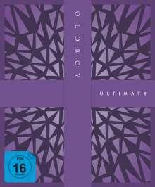 Oldboy (2003) (Ultimate Edition) (Blu-ray & DVD im Mediabook), 3 Blu-ray Discs