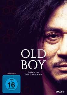 Oldboy (2003), DVD