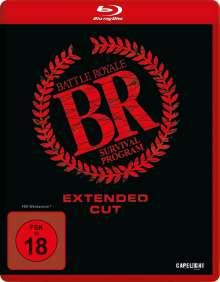 Battle Royale (Blu-ray), Blu-ray Disc