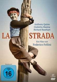 La Strada - Das Lied der Straße, DVD