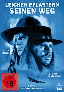 Leichen pflastern seinen Weg, DVD