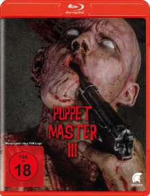 Puppet Master 3 - Toulon's Rache (Blu-ray), Blu-ray Disc