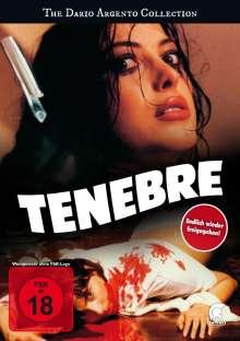 Tenebre, DVD