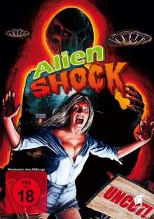 Alien Shock, DVD