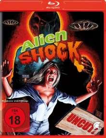 Alien Shock (Blu-ray), Blu-ray Disc