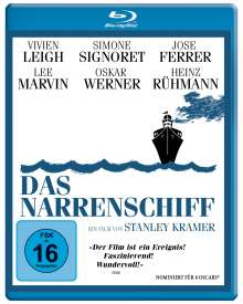 Das Narrenschiff (Blu-ray), Blu-ray Disc