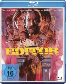 The Editor (Blu-ray), Blu-ray Disc