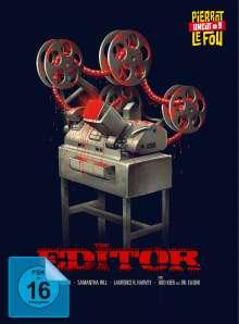 The Editor (Blu-ray & DVD im Mediabook)