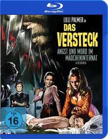 Das Versteck - Angst und Mord im Mädcheninternat (Blu-ray), Blu-ray Disc