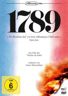 1789 (OmU), DVD