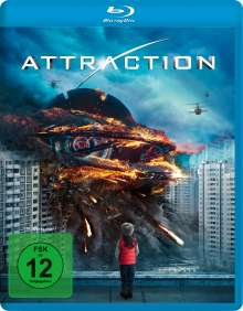 Attraction (Blu-ray), Blu-ray Disc