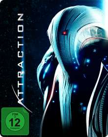 Attraction (3D Blu-ray im Steelbook), Blu-ray Disc