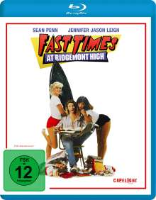 Fast Times at Ridgemont High (Ich glaub', ich steh' im Wald), Blu-ray Disc