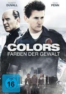 Colors - Farben der Gewalt, DVD
