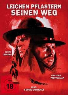 Leichen pflastern seinen Weg (Blu-ray & DVD im Mediabook), 1 Blu-ray Disc und 1 DVD