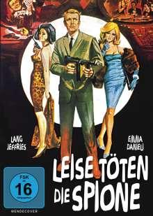 Leise töten die Spione, DVD