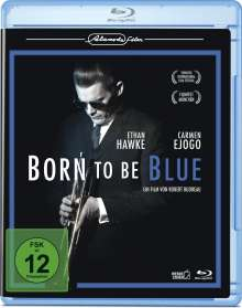 Chet Baker: Born to be Blue (Blu-ray), Blu-ray Disc