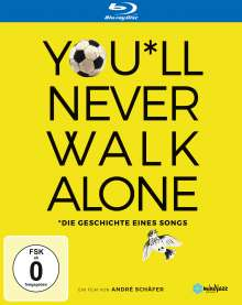 You'll never walk alone - Die Geschichte eines Songs (Blu-ray), Blu-ray Disc