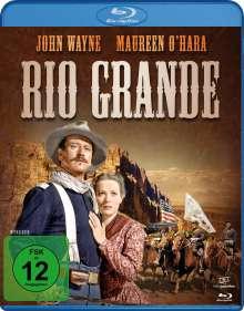 Rio Grande (Blu-ray), Blu-ray Disc