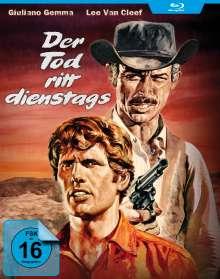 Der Tod ritt dienstags (50th Anniversary Edition) (Blu-ray), Blu-ray Disc