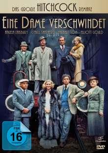 Eine Dame verschwindet (1979), DVD