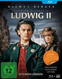 Ludwig II. (1972) (Director's Cut) (Blu-ray), 2 Blu-ray Discs