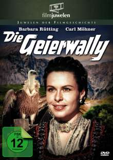 Die Geierwally (1956), DVD