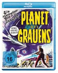 Planet des Grauens (Blu-ray), Blu-ray Disc