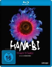 Hana-Bi - Feuerblume (Blu-ray), Blu-ray Disc