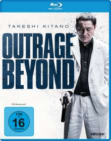 Outrage Beyond (Blu-ray), Blu-ray Disc