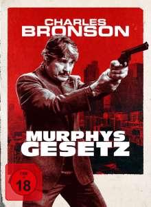 Murphys Gesetz (Blu-ray & DVD im Mediabook), 1 Blu-ray Disc und 1 DVD