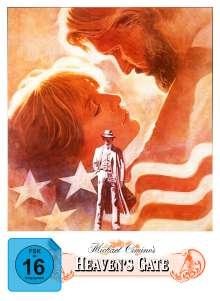 Heaven's Gate (Director's Cut) (Blu-ray & DVD im Mediabook), 3 Blu-ray Discs