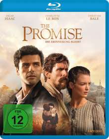 The Promise (Blu-ray), Blu-ray Disc