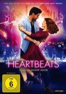 Heartbeats, DVD