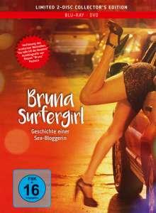 Bruna Surfergirl - Geschichte einer Sex-Bloggerin (Blu-ray & DVD im Mediabook), Blu-ray Disc