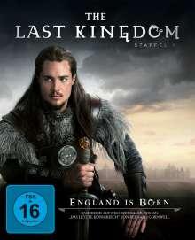 The Last Kingdom Staffel 1 (Blu-ray), 3 Blu-ray Discs