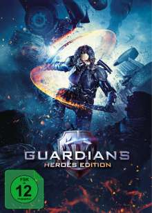 Guardians (Heroes Edition), DVD