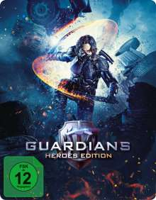 Guardians (Heroes Edition) (Blu-ray), Blu-ray Disc