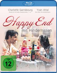 Happy End mit Hindernissen (Blu-ray), Blu-ray Disc