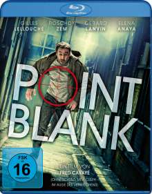 Point Blank - Aus kurzer Distanz (Blu-ray), Blu-ray Disc