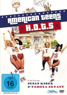 American Teens - H.O.T.S., DVD