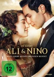 Ali & Nino, DVD