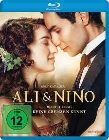 Ali & Nino (Blu-ray), Blu-ray Disc