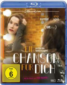 Ein Chanson für Dich (Blu-ray), Blu-ray Disc