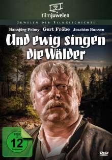 Und ewig singen die Wälder, DVD