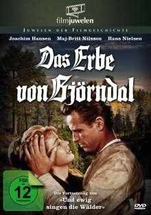 Das Erbe von Björndal, DVD